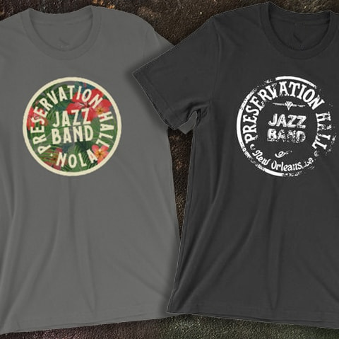 SHOP PRESERVATION HALL MERCHANDISE